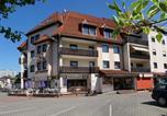 Hôtel Bad König - City Hotel Mark Michelstadt