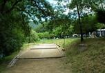 Camping avec Piscine couverte / chauffée Thoiras - Camping Le Val de l'Arre-3