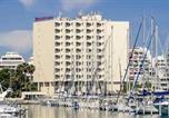 Hôtel 4 étoiles Castries - Mercure Port La Grande Motte-3