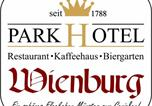 Hôtel Münster - Parkhotel Wienburg Münster-3
