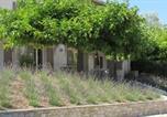 Hôtel Crillon-le-Brave - Maison d'hôtes La Sidoine au Mont-Ventoux-1