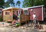Camping avec Piscine couverte / chauffée Royan - Aquatique Club Camping La Pinede-1
