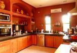 Location vacances Aït Ourir - Villa Maison Rouge-1