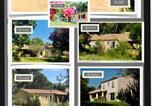 Villages vacances Saint-Saturnin-lès-Apt - Villa Aix-en-Provence Roque Blanc-3
