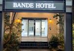 Hôtel Sakai - Bande Hotel Osaka-1