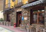 Hôtel Lleida - Hotel Casa Carmen-2
