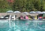 Location vacances Xaintray - La Roche Gite at Les Glycines Gites with Pool,Games Field in a peaceful,rural setting-4