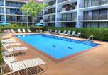 Location vacances Kīhei - Maui Parkshore 110-1