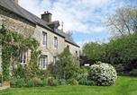 Location vacances Avranches - Holiday Home La Haute Gilberdière - Siy400-2