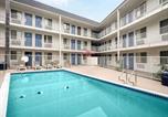 Hôtel Buena Park - Motel 6-Buena Park, Ca - Knotts Berry Farm - Disneyland-1