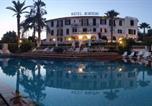 Hôtel Antibes - Hotel des Mimosas-1