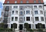 Hôtel 4 étoiles Ostende - Gatsby Hotel Blankenberge-1