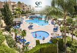 Hôtel Fuengirola - Clc California Beach Resort - Luxury Resort Apartments-1