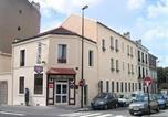 Hôtel Créteil - Hotel des Bains-1