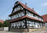 Hôtel Hunspach - Maison des gîtes Ungerer-1