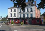 Location vacances  Gare Shrub Hill de Worcester - Severn View Hotel-1