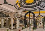 Hôtel Cambodge - The Twizt - Lifestyle Hostel-4
