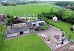 Location vacances Nijmegen - Luxurious Holiday Home in Oeffelt with Jacuzzi-1