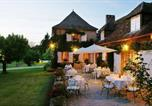 Hôtel 4 étoiles Champagnac-de-Belair - Hotel La Métairie - Les Collectionneurs-1