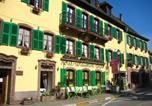 Hôtel Abreschviller - Hotel Restaurant Aux Trois Roses-1