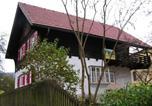Location vacances Bad Goisern - Das Paradies-1