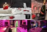 Hôtel Luxeuil-les-Bains - Appart Hotel Glam88 Suites avec Spa et Sauna Privatif-1