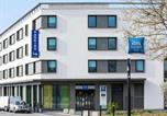 Hôtel Yvelines - Ibis budget Saint Quentin Yvelines - Vélodrome-1