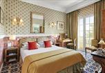 Hôtel 5 étoiles Cannes - Hôtel Belles Rives-3