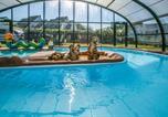 Camping avec Piscine couverte / chauffée Ambleteuse - Camping Le Clairmarais-1