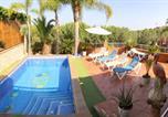 Location vacances Pineda de Mar - Villa Sofia Calella-3