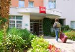 Hôtel Allamps - Ibis Nancy-Brabois