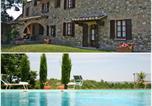 Location vacances Cetona - Villa Palazzo Bello con piscina Cetona-1