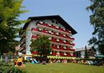 Hôtel Sankt Kanzian am Klopeiner See - Strandhotel Orchidee-4