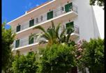 Location vacances Sant Antoni de Portmany - Hostal Valencia-4