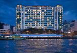 Hôtel Kota Kinabalu - Le Meridien Kota Kinabalu-4