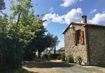 Location vacances Bibbona - Casa Barbara con vista mare Casale Marittimo-2