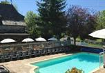 Location vacances Brommat - House with one bedroom in Argences en Aubrac with shared pool-4