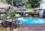 Hôtel Zimbabwe - Jacaranda Lodge-3