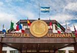 Hôtel Ushuaia - Hotel Ushuaia-1