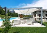 Location vacances Codevilla - Locazione Turistica Villa Sarezzano - Saz100-2