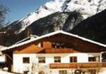 Location vacances Neustift im Stubaital - Ferienhaus Hoferwirt-1