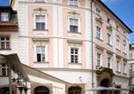 Hôtel Praha - Palac U Kocku-1