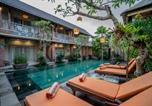 Hôtel Ubud - Tetirah Boutique Hotel-1
