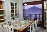 Location vacances El Médano - Red Mountain and the sea-4