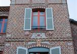 Hôtel Lanchères - Le Jardin-chambres d'hôtes en Baie-2