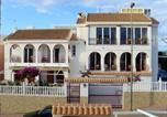 Location vacances  Province de Murcie - Apartment with one bedroom in Mazarron with wonderful sea view shared pool furnished terrace-3