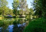 Camping en Bord de lac Vienne - Camping La Rivière-4