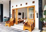Location vacances Kalibaru - Medewi Surf Lodge-2