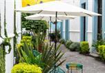 Hôtel Puebla - Gente de Más Bed & Breakfast-2