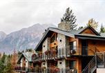 Hôtel Jasper - Pyramid Lake Resort-2